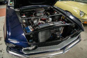 Préparation Moteur Mustang