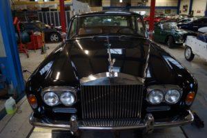 Rénovation Rolls-Royce