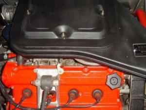 Préparation Moteur Ferrari 308.
