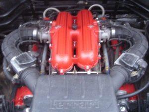 Préparation Moteur Ferrari 348 TB