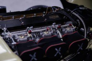 Préparation Moteur Jaguar Type E