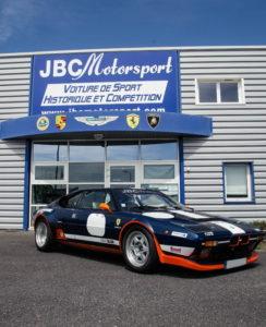 presentation jbcmotorsport vehicule de prestige la baule